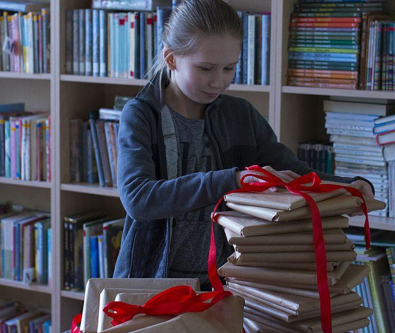 Walentynki w naszej bibliotece